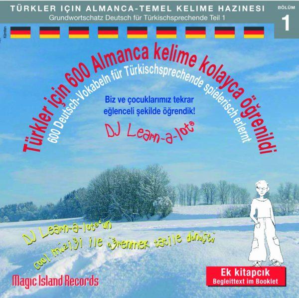 Deutsch- Vokabeln für Türkischsprechende