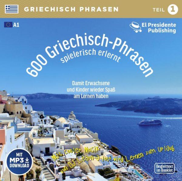 Griechisch Phrasen Teil 1
